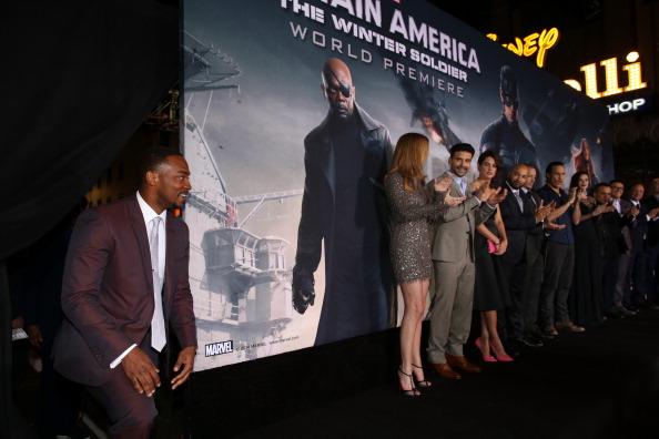 "Emily VanCamp「Marvel's ""Captain America: The Winter Soldier"" Premiere - Red Carpet」:写真・画像(19)[壁紙.com]"