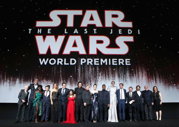 Star Wars「Star Wars: The Last Jedi Premiere」:写真・画像(19)[壁紙.com]