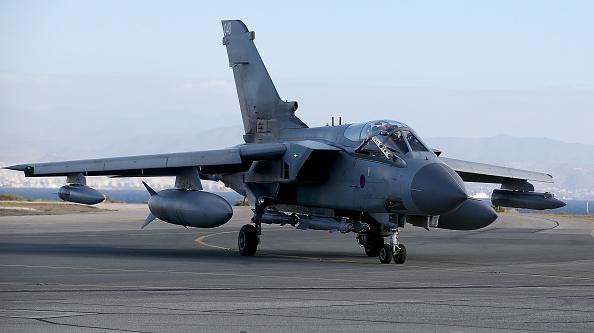 Republic Of Cyprus「British Fighter Jets At RAF Akrotiri in Cyprus」:写真・画像(0)[壁紙.com]