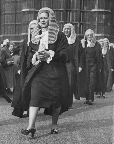 Lawyer「Rose Heilbron」:写真・画像(6)[壁紙.com]