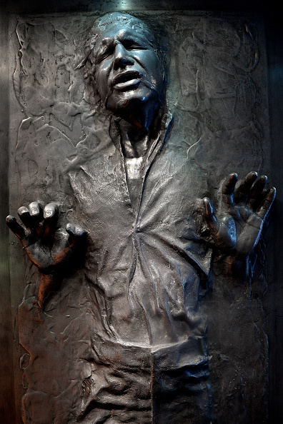 Frozen「'Star Wars Identities' Exhibtion Press Preview & VIP Opening」:写真・画像(17)[壁紙.com]
