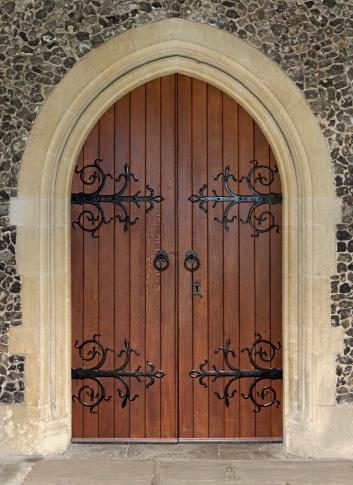 Front Door「beautiful church door」:スマホ壁紙(13)