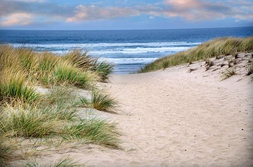 Cannon Beach「Beautiful Cannon Beach Coastline」:スマホ壁紙(10)