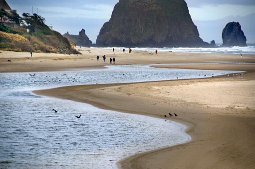 Cannon Beach「Beautiful Cannon Beach Coastline」:スマホ壁紙(15)