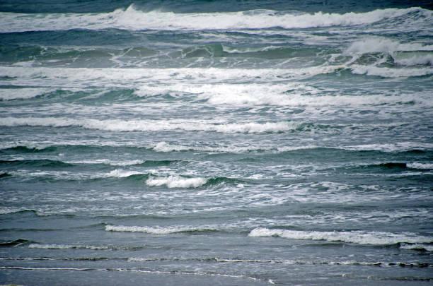 Beautiful Cannon Beach Coast Waves:スマホ壁紙(壁紙.com)