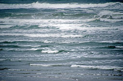 Cannon Beach「Beautiful Cannon Beach Coast Waves」:スマホ壁紙(18)