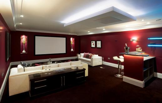 Leisure Activity「beautiful cinema room」:スマホ壁紙(3)