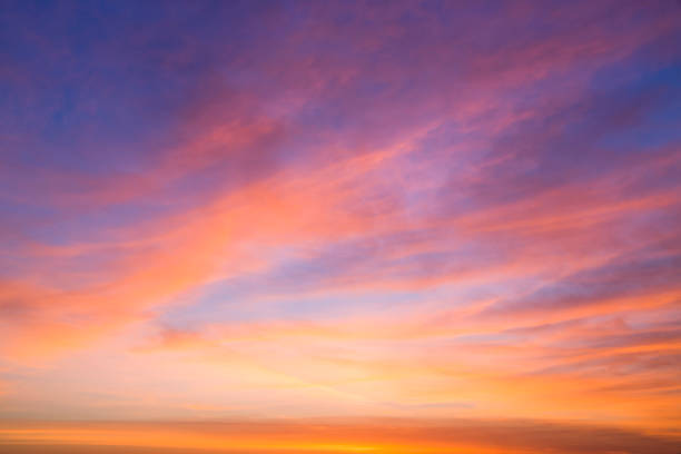 Beautiful Cloudscape in the Morning:スマホ壁紙(壁紙.com)