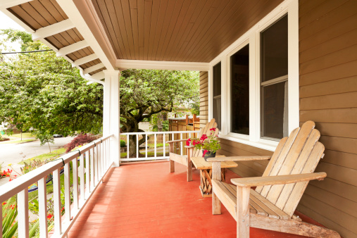 Lawn「Beautiful Covered Porch」:スマホ壁紙(9)