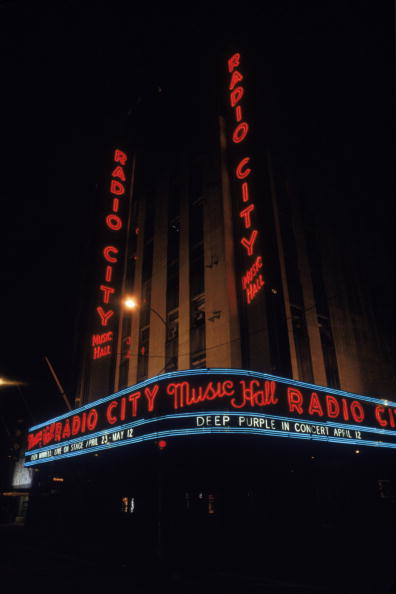 Radio City Music Hall「Radio City Music Hall」:写真・画像(1)[壁紙.com]