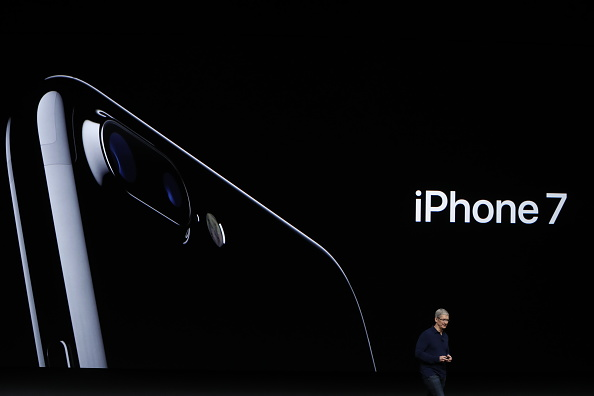 Stephen Lam「Apple Holds Press Event To Introduce New iPhone」:写真・画像(2)[壁紙.com]