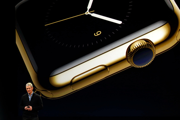 Apple Watch「Apple Debuts New Watch」:写真・画像(18)[壁紙.com]