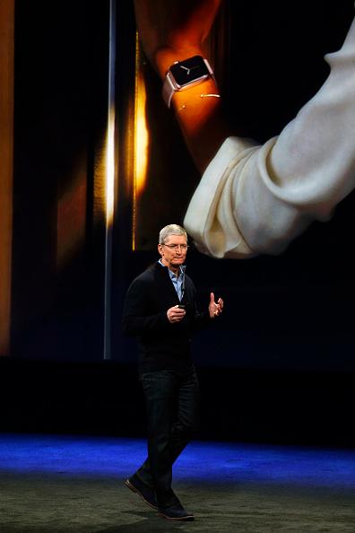 Apple Watch「Apple Debuts New Watch」:写真・画像(6)[壁紙.com]