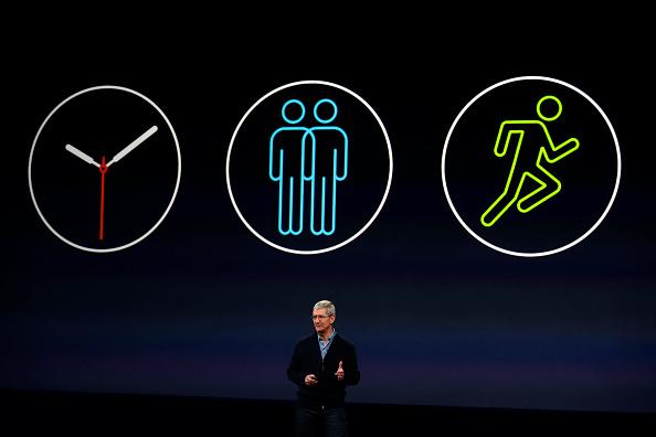Apple Watch「Apple Debuts New Watch」:写真・画像(8)[壁紙.com]