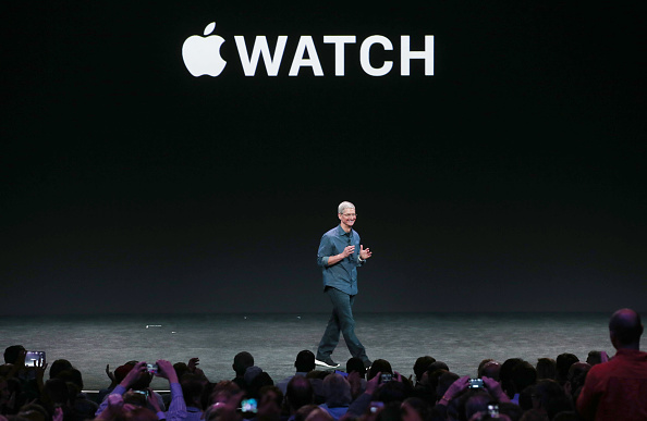 Apple Watch「Apple Unveils iPhone 6」:写真・画像(0)[壁紙.com]