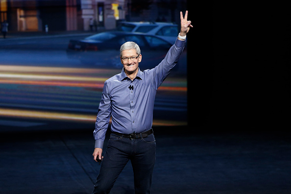Tim Graham「Apple Unveils New Versions Of iPhone 6, Apple TV」:写真・画像(3)[壁紙.com]