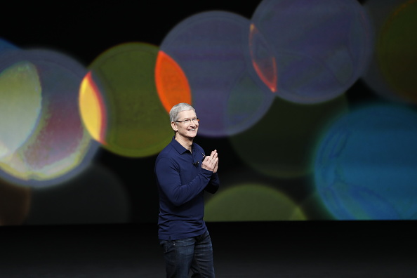 Stephen Lam「Apple Holds Press Event To Introduce New iPhone」:写真・画像(4)[壁紙.com]