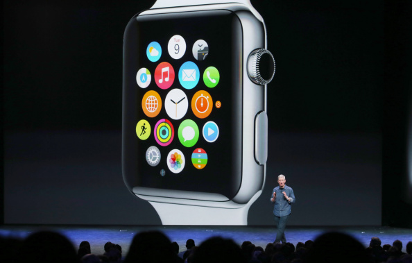 Apple Watch「Apple Unveils iPhone 6」:写真・画像(3)[壁紙.com]