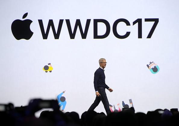 Keynote Speech「Keynote Address Opens Apple Worldwide Developers Conference」:写真・画像(6)[壁紙.com]
