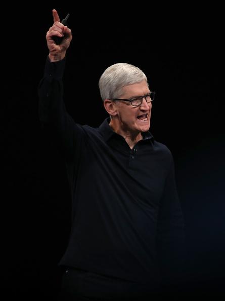 Keynote Speech「Apple CEO Tim Cook Delivers Keynote At Annual Worldwide Developers Conference」:写真・画像(19)[壁紙.com]