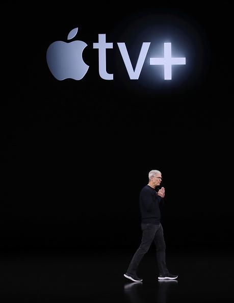 Keynote Speech「Apple Unveils New Product Updates At Its Cupertino Headquarters」:写真・画像(3)[壁紙.com]