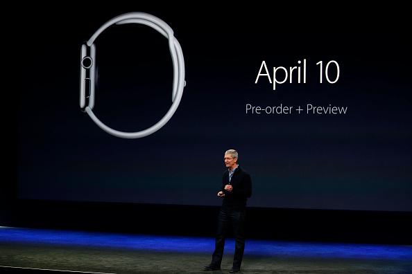 Apple Watch「Apple Debuts New Watch」:写真・画像(11)[壁紙.com]