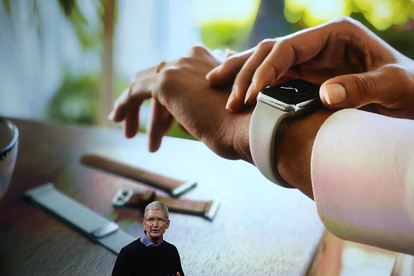 Apple Watch「Apple Introduces New Products」:写真・画像(14)[壁紙.com]