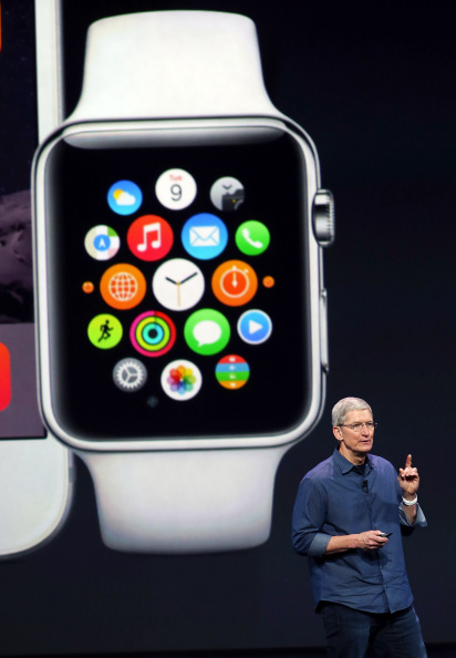Apple Watch「Apple Unveils iPhone 6」:写真・画像(17)[壁紙.com]