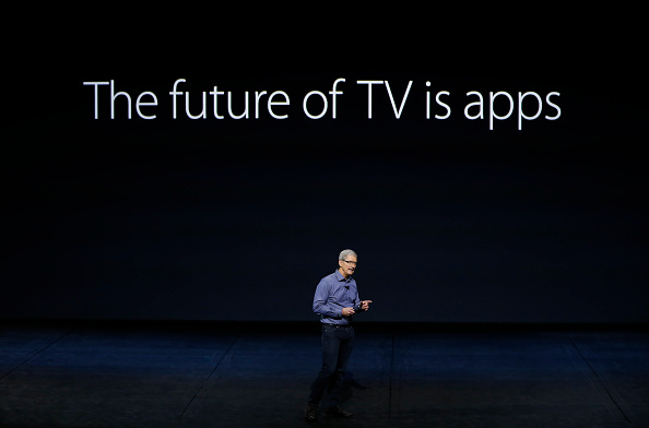 Event「Apple Unveils New Versions Of iPhone 6, Apple TV」:写真・画像(9)[壁紙.com]