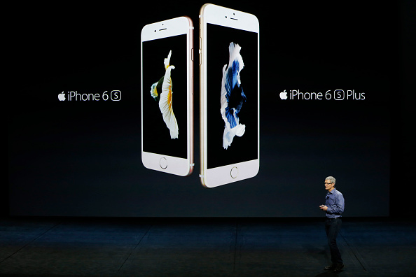Stephen Lam「Apple Unveils New Versions Of iPhone 6, Apple TV」:写真・画像(14)[壁紙.com]
