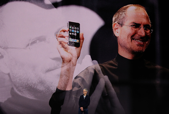 Brand Name「Apple Holds Product Launch Event At New Campus In Cupertino」:写真・画像(1)[壁紙.com]