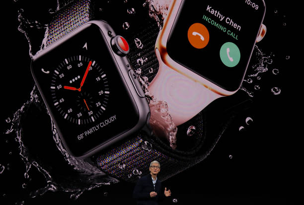 Apple Holds Product Launch Event At New Campus In Cupertino:ニュース(壁紙.com)