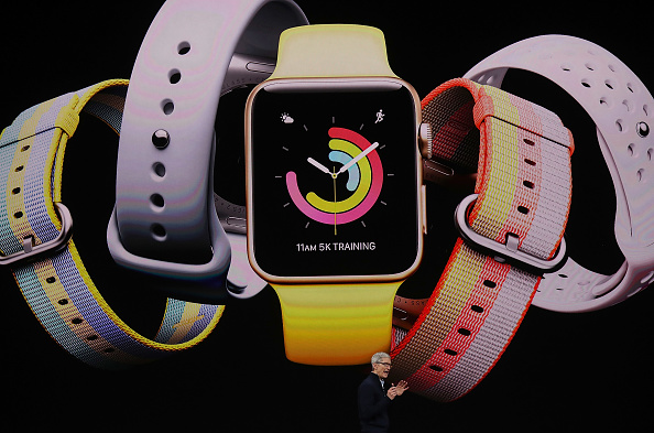 Apple Watch「Apple Holds Product Launch Event At New Campus In Cupertino」:写真・画像(1)[壁紙.com]