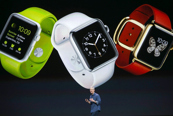 Apple Watch「Apple Unveils iPhone 6」:写真・画像(9)[壁紙.com]