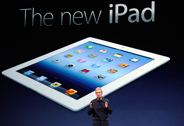 Event「Apple Unveils Updated iPad In San Francisco」:写真・画像(13)[壁紙.com]