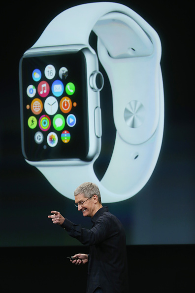 Apple Watch「Apple Unveils New iPad Models」:写真・画像(10)[壁紙.com]