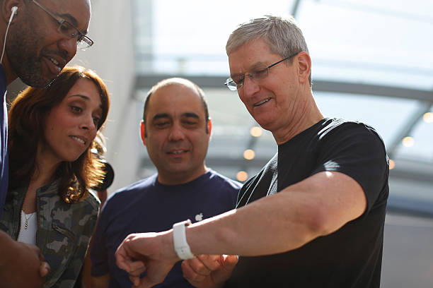 Apple Previews Its New Watch, As Company Begins To Take Pre-Orders:ニュース(壁紙.com)