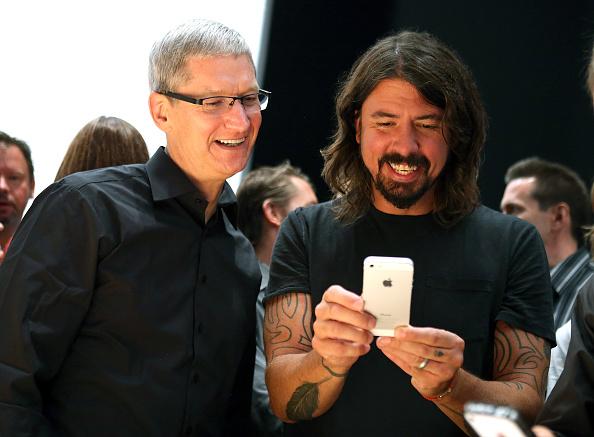 音楽「Apple Introduces iPhone 5」:写真・画像(5)[壁紙.com]