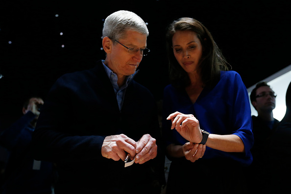 Apple Watch「Apple Debuts New Watch」:写真・画像(16)[壁紙.com]