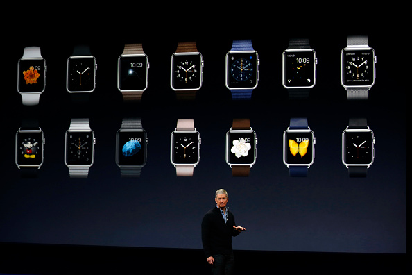 Apple Watch「Apple Debuts New Watch」:写真・画像(10)[壁紙.com]