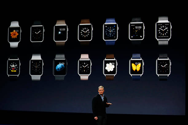 Apple Debuts New Watch:ニュース(壁紙.com)