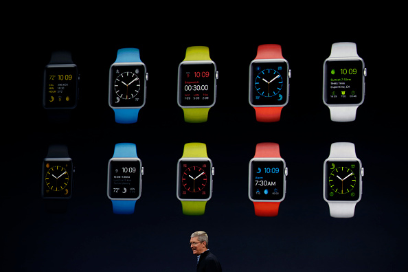 Apple Watch「Apple Debuts New Watch」:写真・画像(0)[壁紙.com]