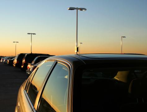 Car Dealership「Parking at Sunset」:スマホ壁紙(7)