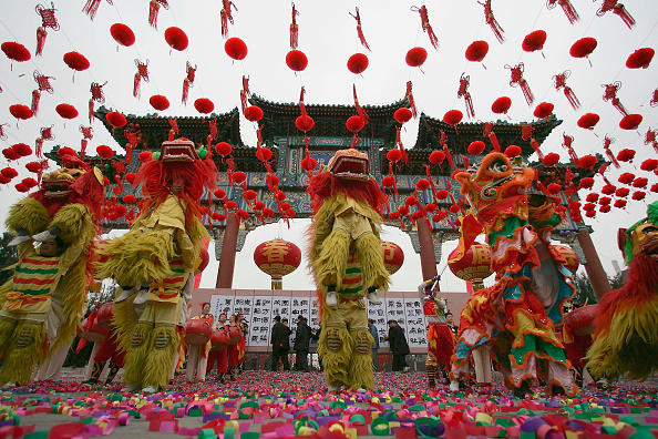 Andrew Wong「Chinese Celebrate New Year In Beijing」:写真・画像(16)[壁紙.com]