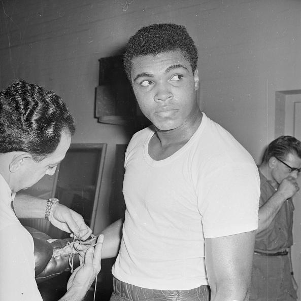Mohammed Ali「Before The Fight」:写真・画像(13)[壁紙.com]