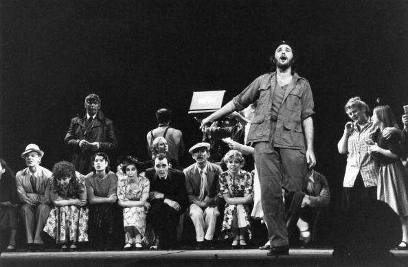 Tim Graham「David Essex In Evita」:写真・画像(2)[壁紙.com]