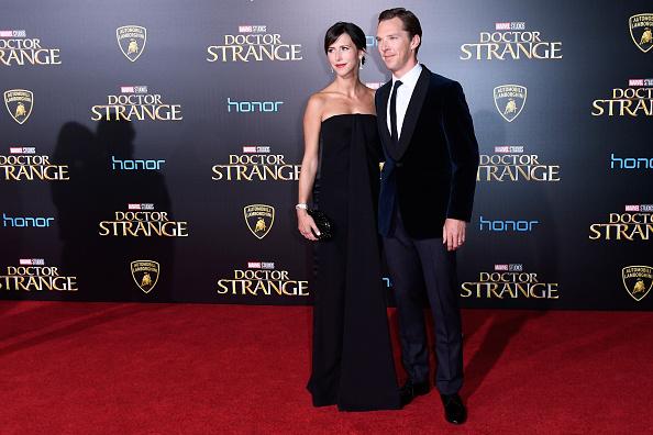 "El Capitan Theatre「Premiere Of Disney And Marvel Studios' ""Doctor Strange"" - Arrivals」:写真・画像(10)[壁紙.com]"
