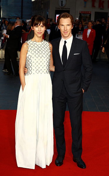 "Textured「""Black Mass"" - Virgin Atlantic Gala - BFI London Film Festival」:写真・画像(3)[壁紙.com]"