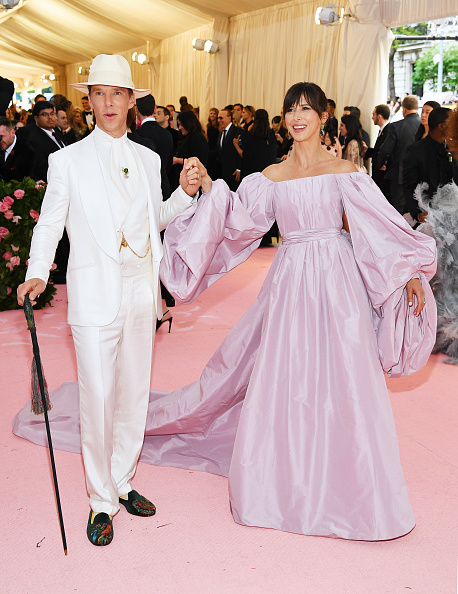 Benedict Cumberbatch「The 2019 Met Gala Celebrating Camp: Notes on Fashion - Arrivals」:写真・画像(7)[壁紙.com]