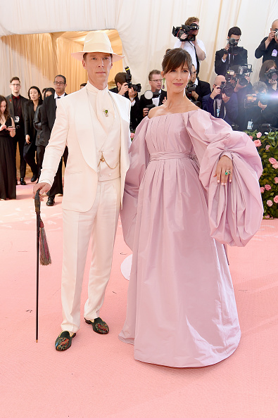 Benedict Cumberbatch「The 2019 Met Gala Celebrating Camp: Notes on Fashion - Arrivals」:写真・画像(15)[壁紙.com]